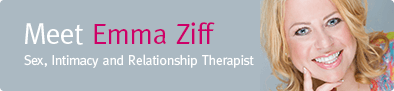 Meet Emma Ziff, Sex, Intimacy and Relationship Therapist